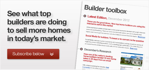 See what top builders are doing to sell more homes